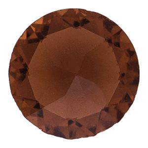 Picture of Smoked Topaz Crystal Charm